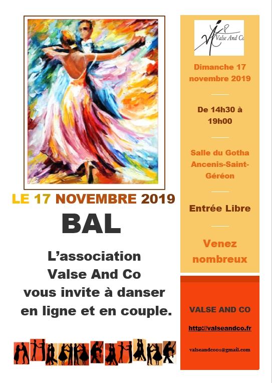 Bal à Saint-Géréon-Ancenis